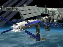 Jules Verne boosts ISS