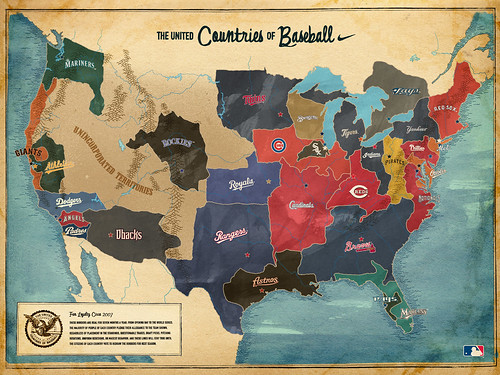 The United Countries of Baseball