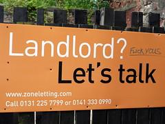 Landlord?