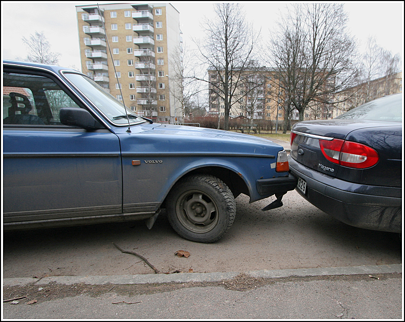 Dont drink and park ll