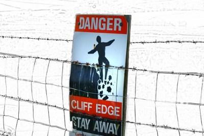 Cliff Edge...
