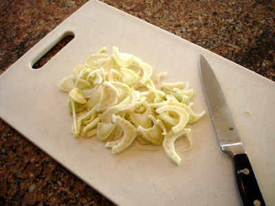 It Slices the Fennel