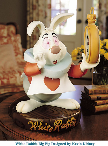 White Rabbit Big Figure