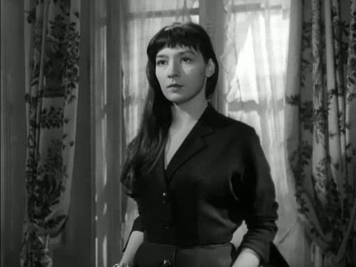 Juliette Gréco Orphée Jean Cocteau