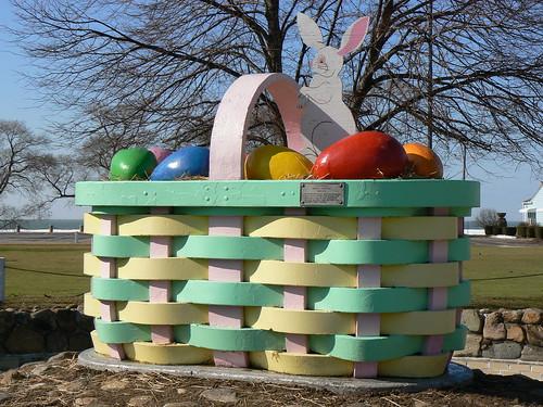 Lakeview Park Basket