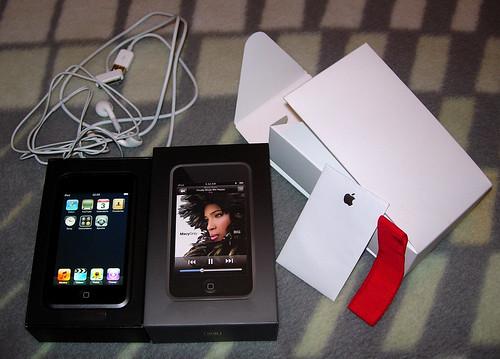 Mi iPodTouch