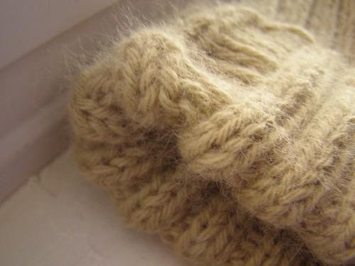 secret knitting