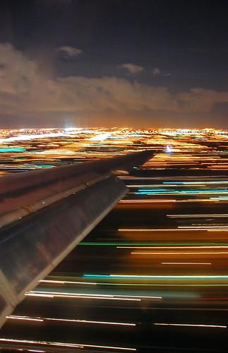 Night Landing by Josh Segal.