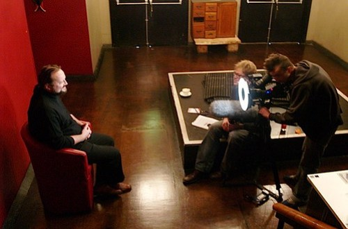 Filming the 'Inside the Metaverse' Documentary
