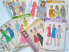 vintage sewing patterns 01