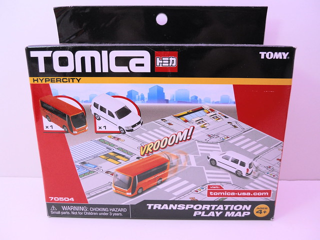 tomica tomy hyper city play mats (2)