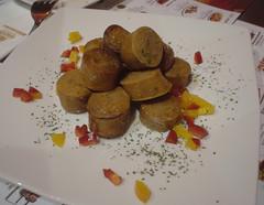 [吃] 酷食多西珧??餐坊 (07)_托雷多野蔬辣味肉腸
