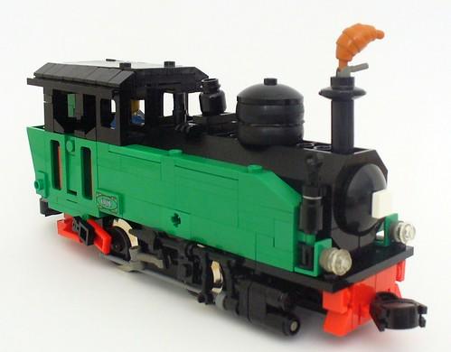 Tim Gould's HF110C loco