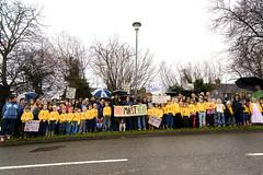 Arnett Hills Mast Protest