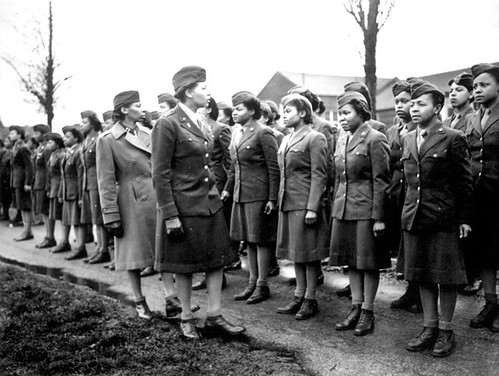 African American WACs (U.S. Army), World War II by discoverblackheritage.