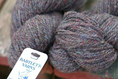 brown bartlett yarn
