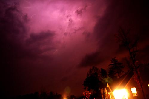 Cloud Lightning 3 on 11-14-07