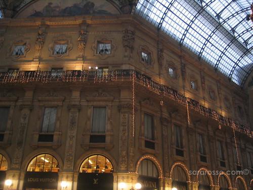 La Galleria, Milan - Holidays 2006