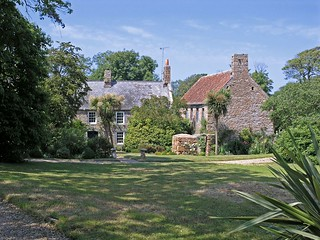Guernsey Farmhouse