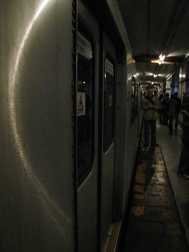 Lower Bay Station, the Ghost Station...