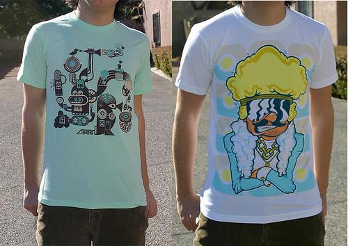 Go Ape T-Shirts