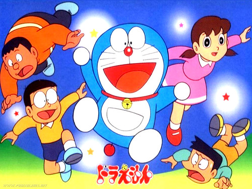Doraemon the movies by Helmi Razali(Flickr)