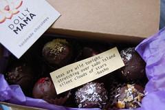 chocolate truffles for breakfast