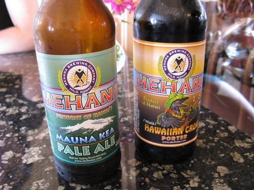 Mehana beer - good