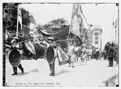 China in N.Y. 4th of July Parade, 1911 (LOC)