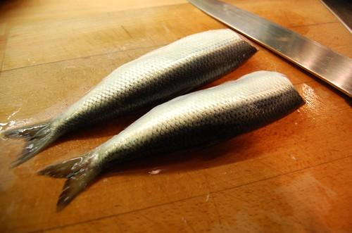 2 lovely herring