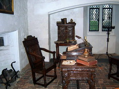 Room Inside of the Tower of London
