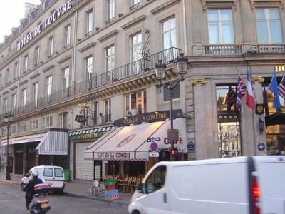 Hotel Du Louvre Paris (8)