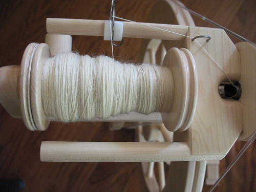 First Handspun Single Day 1