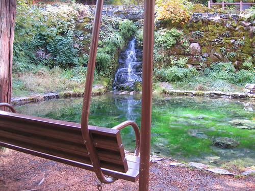 Day 11 - Oregon Caves Chateau Swing & Trout Pond