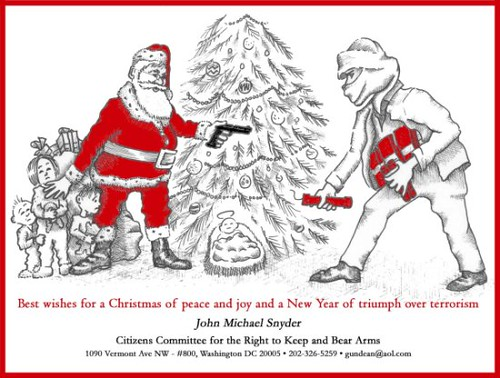 CCRKBA Christmas Card