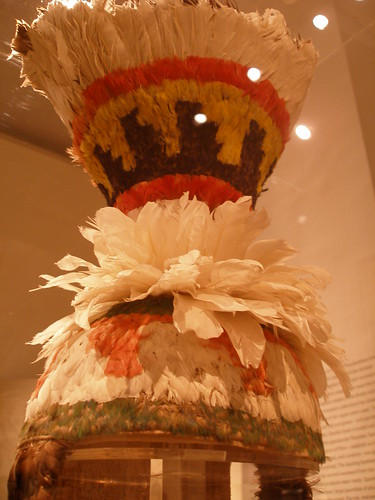featherwork ancient peru amazon inca