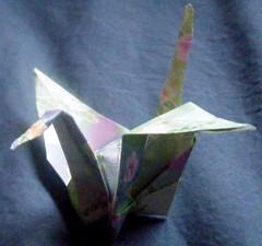 Origami Crane 8