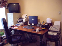 The Old Home Office