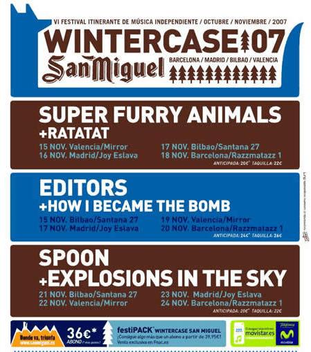 Wintercase 2007