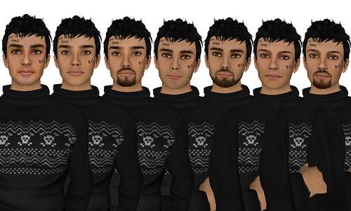 RaC male skins
