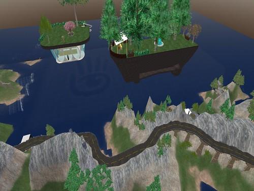 Dabenport 5 - The Floating Gardens