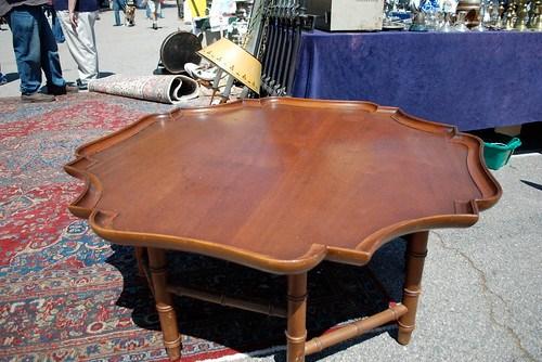kittinger mahogany table