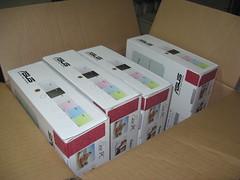 Asus Eee PC units