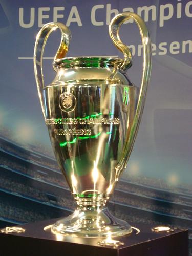 O troféu mais cobiçado da Europa