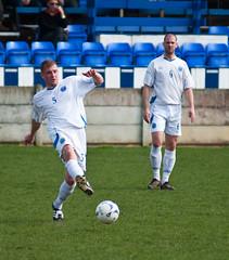 Chertsey Town FC vs Bookham FC