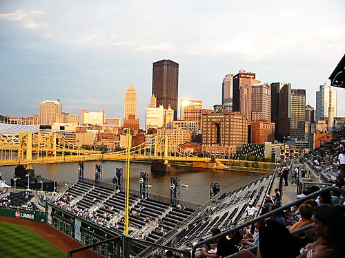 PNC Park, Pittsburgh [Enhanced]