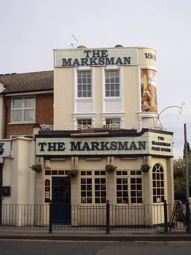 The Marksman (Bethnal Green E2)