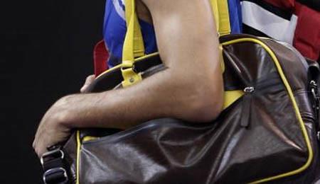 Feliciano Lopez - Nike - Heritage SI Boston bag