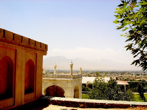 Babur's Gardens View by From Afghanistan With Loveّ.