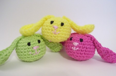 * Seriously - how adorable are these???  Perfect to fit into baskets, for those of you that do that sort of thing.  ;)